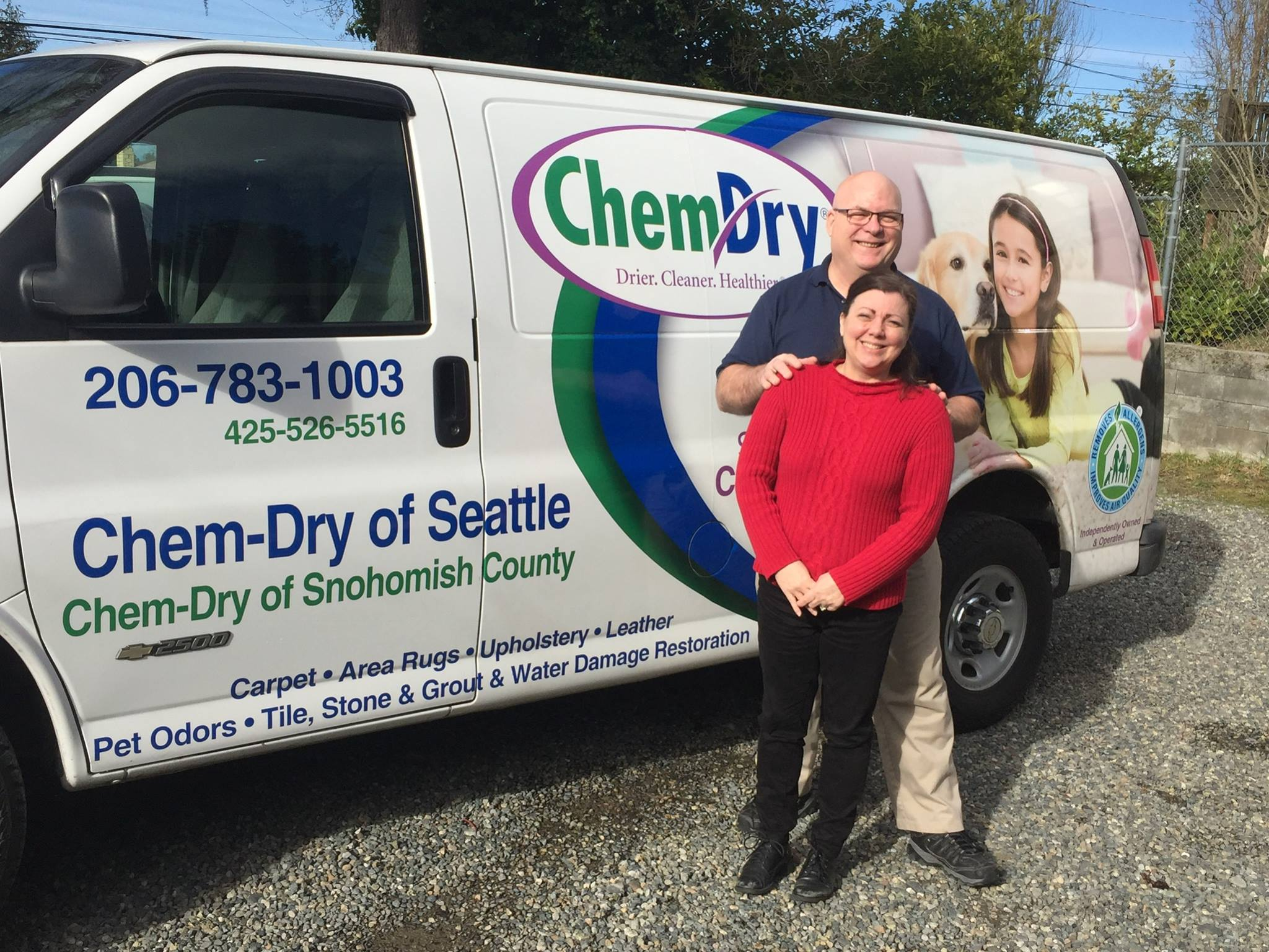 Our Story Chem Dry Of Seattle